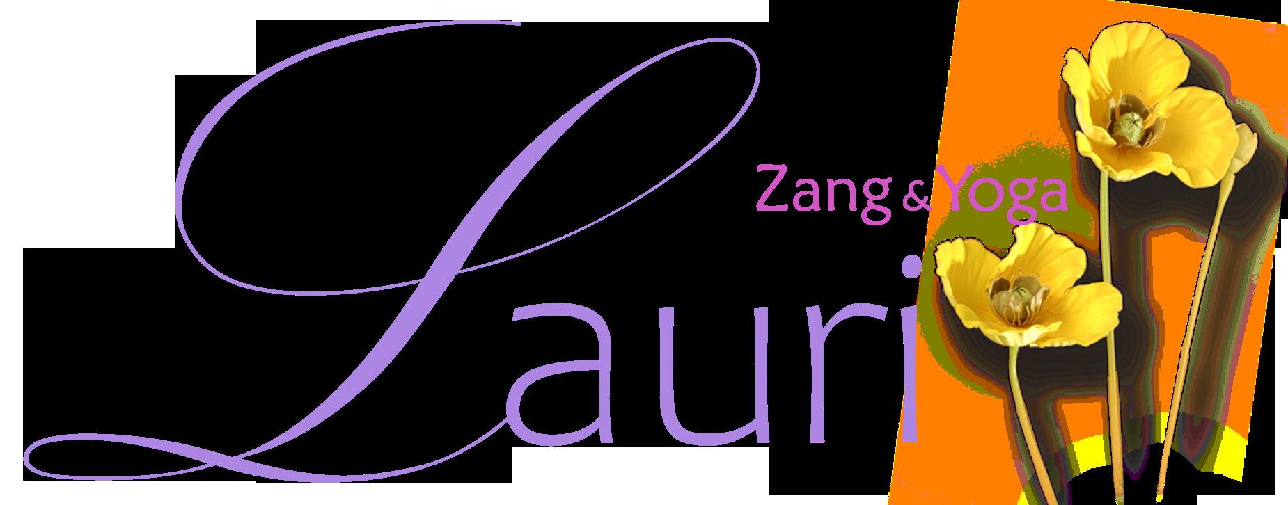 Logo Lauri Zang & Yoga